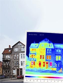 Thermografie in Hamburg, Ahrensburg, Pinneberg und Lübeck